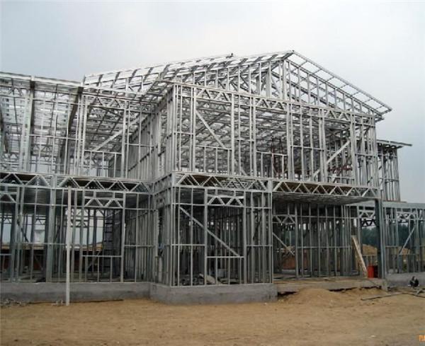 湖南某钢结构建筑