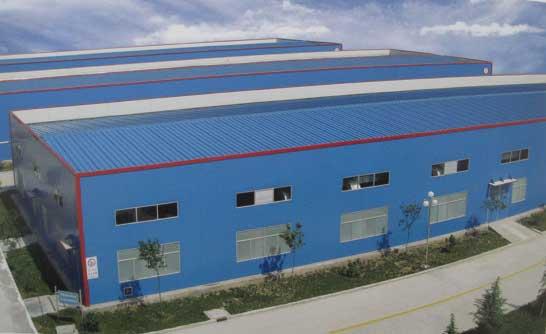 湖南工厂活动板房
