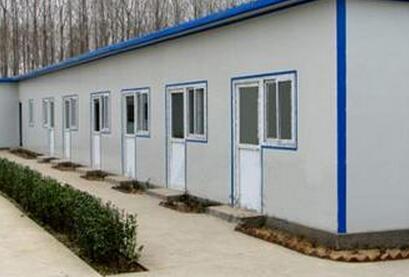 轻钢结构活动板房建筑的重要性